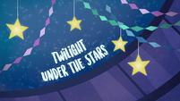 Twilight Under the Stars title card EGDS38
