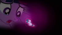 Twilight imagening herself alone S02E25