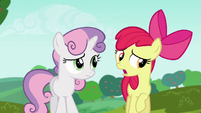 "Apple Bloom ""somethin' so traditional"" S6E14"