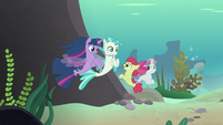"""Apple Bloom """"where's your mom's house"""" S8E6"""