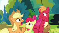 "Applejack ""how did we not know?!"" S7E13"