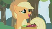 Applejack -quite neighborly of her- S1E04