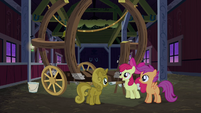 CMC with the float frame S3E04