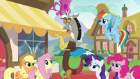 """Discord """"I don't know about the rest of you"""" S5E22"""