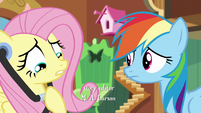 """Fluttershy """"his heartbeat could be a"""" S5E5"""