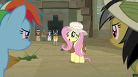 """Fluttershy asking """"right, Dr. C?"""" S9E21"""