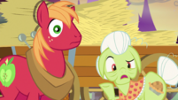 """Granny """"what got stuck in her craw"""" S5E21"""