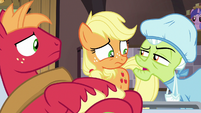 "Granny Smith ""that is a darn good question"" S6E23"