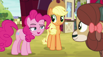 "Pinkie Pie ""but especially..."" S9E7"