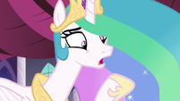 """Princess Celestia """"by the time I get to retire"""" S7E10"""