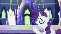 """Rarity """"Pony of Shadows"""" S9E1"""