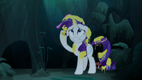 """Rarity """"what I'm trying to avoid!"""" S7E19"""