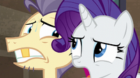 Rarity --you do not want to know!-- S6E3