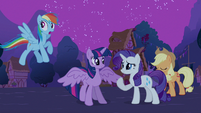 Rarity that was possible S3E13