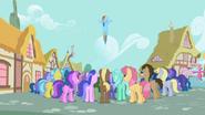 S02E08 Rainbow nad tłumem fanów