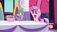 """Spike """"Twilight's a great princess"""" S5E10"""