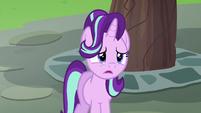 Starlight Glimmer apologizes to her friends S6E21