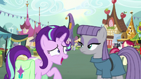 Starlight laughing at Maud's humor S7E4