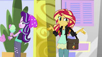 Sunset Shimmer -magic is on the loose here- EGS3