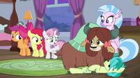 """Sweetie Belle """"we all are"""" S8E26"""