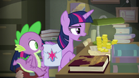 "Twilight ""letting the perfection go"" S9E5"