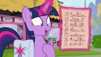 "Twilight ""plus my percentage of winning"" S9E16"