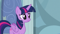 Twilight concerned about Rainbow Dash S5E5