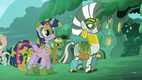 Zecora --looking for me!-- S5E26
