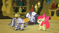 Zecora Staring At AB S2E06