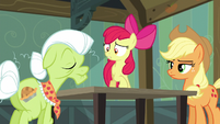 """Apple Bloom """"what is it, Granny?"""" S5E4"""