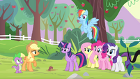 Applejack suggests more extreme measures S4E07