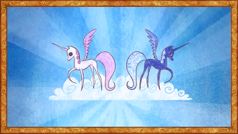 Alicorns My Little Pony Friendship Is Magic Wiki Fandom