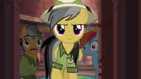 Daring Do enters the treasure room S6E13