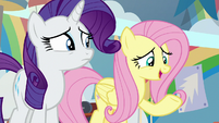 "Fluttershy ""try this again later"" S9E7"