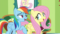"""Fluttershy and Rainbow """"everything that you've got"""" S6E11"""
