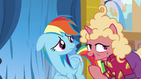 Line Pony -we can just stand here all day- S8E5