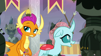 Ocellus telling the story of Yickslur S8E15