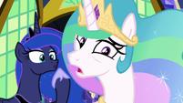 Princess Celestia -evil spell-- S9E13