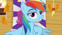"Rainbow ""founding member and president"" S8E20"