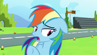 """Rainbow Dash """"if you're willing to help me"""" S7E7"""