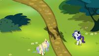 """Rarity dressed as Luna """"nooooo!"""" S4E21"""
