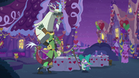 """Spike """"well, nopony's perfect"""" S8E10"""