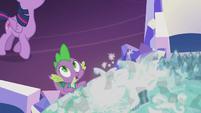 Spike --where'd she go--- S5E25