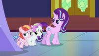 Starlight returns with Toola Roola and Coconut Cream S7E14