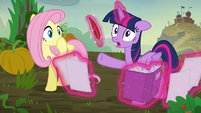 """Twilight """"I don't know what it's about"""" S5E23"""