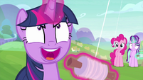 """Twilight Sparkle """"got clouds in your eyes"""" MLPS4"""