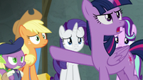 "Twilight Sparkle ""not a chance!"" S8E7"