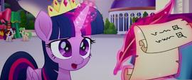 "Twilight Sparkle ""without their magic"" MLPTM"