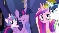 Twilight Sparkle learned her lesson S7E3