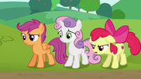 "Apple Bloom ""I don't think they're really helping anymore"" S6E14"